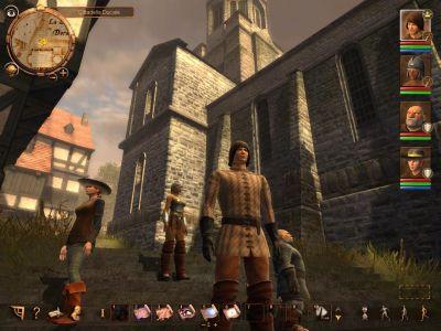 Banco Da Lavoro Drakensang : Gamesark recensione: drakensang the dark eye