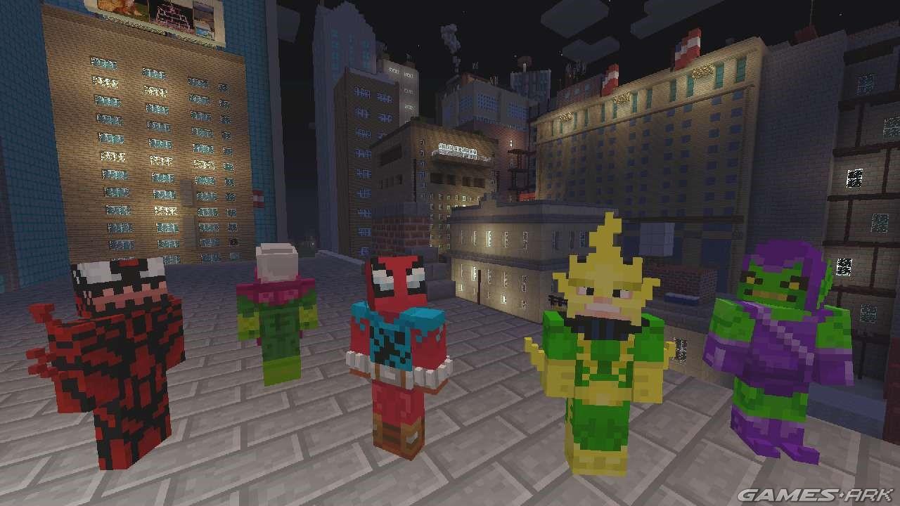 Case Di Montagna Minecraft : Gamesark recensione minecraft xbox one edition
